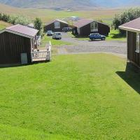Kaffi Holar Cottages and Apartments, hótel á Sauðárkróki