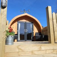 Keepers Pod, hotel in Arisaig