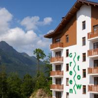 Отель Green Flow Роза Хутор, отель в Эстосадке