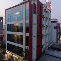 Hotel Mookambika Comforts, hotel in Tirupati