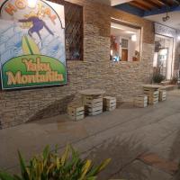 Hostal Yaku Montañita, hotel em Montañita