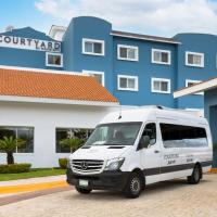 Courtyard by Marriott Cancun Airport, hotel in Cancún