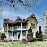 Maxwell House - Unique 4-Unit Home - Near Vineyard Duplex