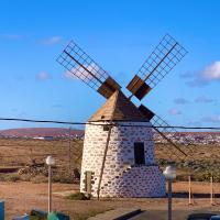 Fuerteventura apartament Monny Moulin View Antigua Wi-Fi