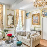 Royale 3 Bedroom, 2 Bathroom Apartment With AC - Louvre