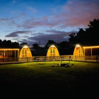 West Parley Glamping Pod's, hotel near Bournemouth Airport - BOH, Ferndown