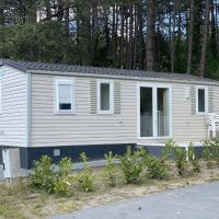 Comfy chalet with microwave, Antwerp at just 39km, hotel in Rijkevorsel