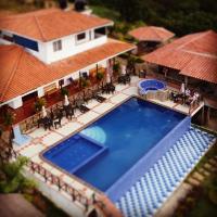 Hotel Campestre Palmas del Zamorano, hotel en San Gil