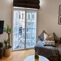 Boutique apartment with balconies - in the very heart of Leeds