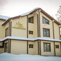 Гостиница Олимп-парк, отель в Белокурихе
