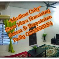 Homestay Sinar Meru Ipoh 2nd Stry End Lot