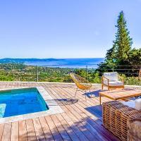 Découvrez la Villa «The View», hotel near La Mole Airport - LTT, Cavalaire-sur-Mer