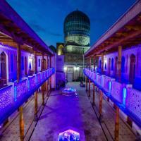 Bibikhanum Hotel, hotel en Samarcanda