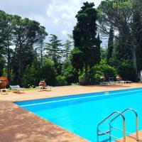Villa del Parco Resort, hotell i San Baronto