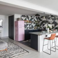 Loft style apartment in central Brighton