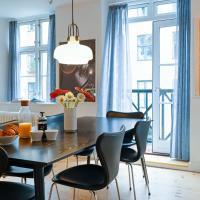 Sankt Annæ Gade 3A, hotel in Christianshavn, Copenhagen