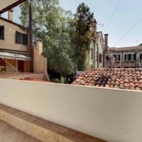 Venice traditional home with terrace