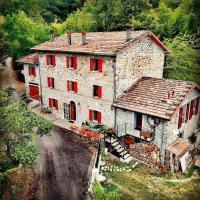 Cà Gennara Agri B&B, hotell i Porretta Terme