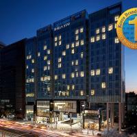 Shilla Stay Yeoksam, отель в Сеуле