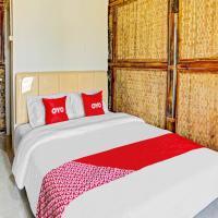 OYO 90225 Rumah Bambu Trawas syariah, hotel in Pasuruan