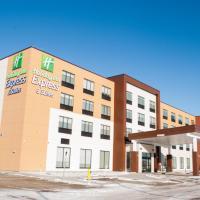 Holiday Inn Express & Suites - Edmonton N - St. Albert, an IHG Hotel, hotel em St. Albert