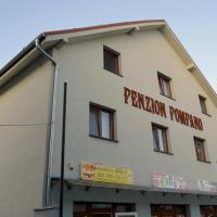 Penzion Pompano, hotel en Hlohovec