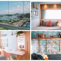 Apê da Blogueira: 3 Quartos Luxo, 23º andar, Lazer Resort, Vista incrível, Localização TOP