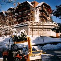 Bilocale Gran Chalet Montecreto, hotel in Montecreto