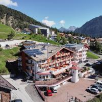 Hotel Andes Family & Wellness, hotell i Vigo di Fassa