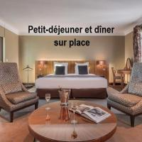 Le Grand Hotel, hotel in Tours