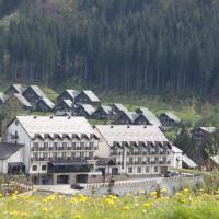 Zaporizʹka Sich, hotel in Bukovel