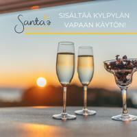 Santa's Resort & Spa Hotel Sani Apartments, hotelli Kalajoella