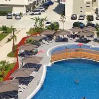 DENN Apartamenti 1 TIRANA RESORT, hotel in Radhimë