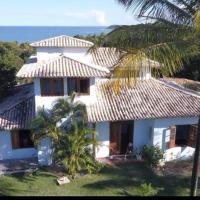 Espelho Bahia Blue House, hotel in Praia do Espelho