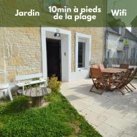 Maison de charme bord de mer - Avec jardin et wifi