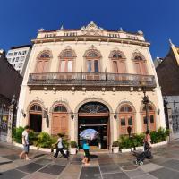 Hotel Plaza Riazor โรงแรมในริโอเดจาเนโร