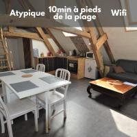 Studio de charme en bord de mer - Wifi