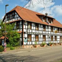 Landgasthof Napoleon, hôtel à Rheinau