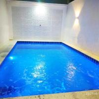 Dúplex em Porto Seguro com piscina a 8 minutos das praias