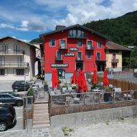 Hotel L'alpin, hôtel à Landry