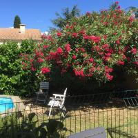 Maison de vacances au calme avec piscine (6 pers)
