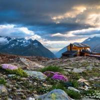 3030 Gandegg, Gandegghütte