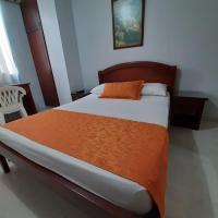 Hotel Center, hotel en Ibagué