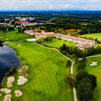 Le Robinie Golf & Resort, hotell i Solbiate Olona