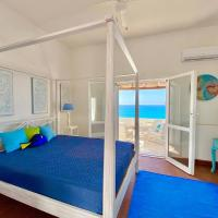 Beachfront House Geremeas Sardegna, hotel a Geremèas