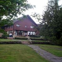 Blackwater Falls State Park Lodge, hotel in Davis