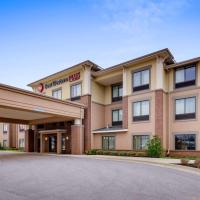 Best Western Plus Tuscumbia/Muscle Shoals Hotel & Suites