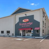 Econo Lodge Inn & Suites I-64 & US 13, hotel near Norfolk International Airport - ORF, Virginia Beach