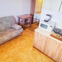 Небольшая студия с видом на Байкал, отель в Слюдянке