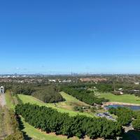Parkside City View Residence in Sydney Olympic Park